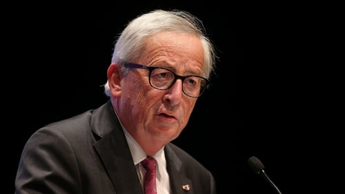"""Juncker: """"British planes will not be able to land on the European continent. People didn't know that. Someone should have told them beforehand."""""""