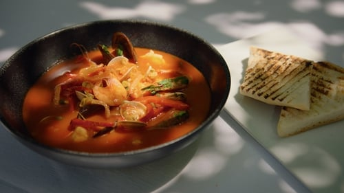 Neven's Seafood Stew