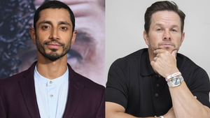 """Riz Ahmed says of Mark Wahlberg's fitness regime: """"I'm worried about you bro!"""""""