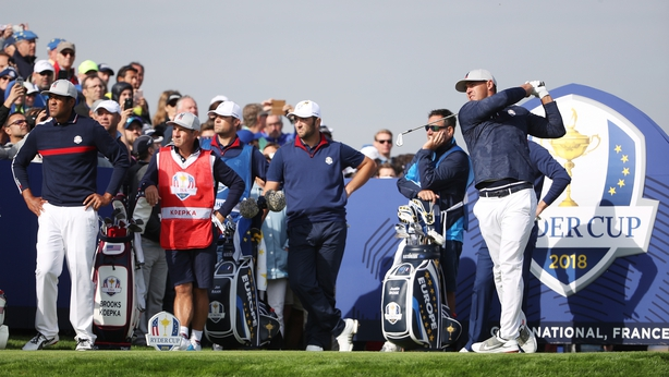Report: Ryder Cup to Be Postponed; Official Announcement Expected Soon