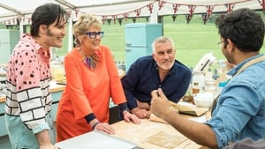 With seven bakers left in Bake Off, the heat is on for pastry week.