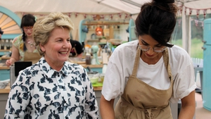 Screaming, crying and swearing: GBBO got very Viking