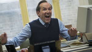 Ben Miller as Bough in Johnny English Strikes Again