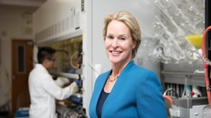 Professor Frances Arnold is based at Caltech in the US