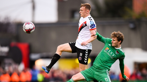 Cork City and Bohemians meet with a place in the final at stake