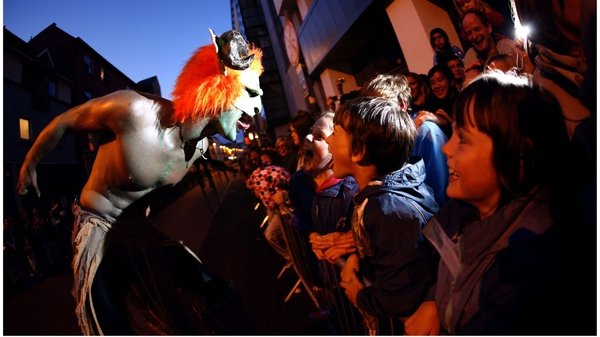 Will Macnas street theatre rescue the show for Galway 2020?
