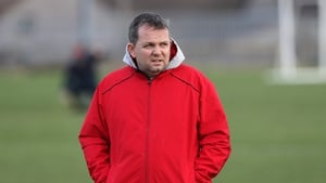 Davy Fitzgerald won two Fitzgibbon titles with LIT in 2005 and 2007
