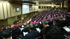 Pope opens month-long global gathering of bishops