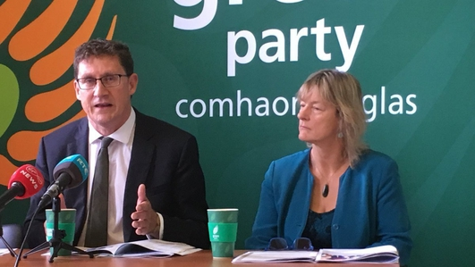 The Party Leader Interviews - Green Party
