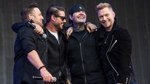 Boyzone release new single called Love