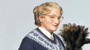 Mrs. Doubtfire: such a naughty nanny