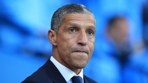 Chris Hughton earned promotion to the Premier League with Brighton