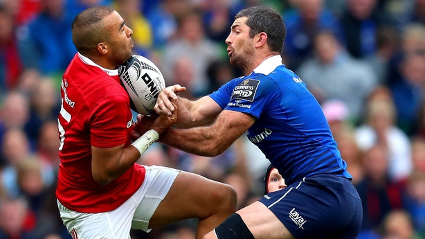 Carbery Starts As Munster Team Named For Clash With Rivals Leinster