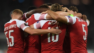 Arsenal were made to work hard for their win against Qarabag