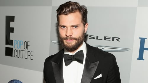 """Jamie Dornan says it's """"cool"""" to be mentioned as a potential James Bond"""