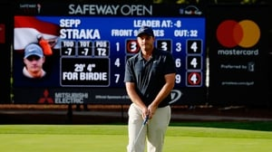 Sepp Straka leads the way at the Safeway Open