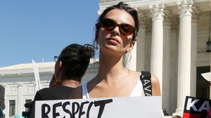 Emily Ratajkowski arrested protesting Brett Kavanaugh's nomination to the Supreme Court