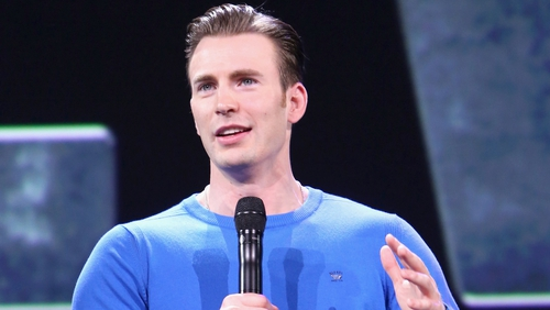 About 800 speakers will join this year's online Web Summit, including Captain America star Chris Evans