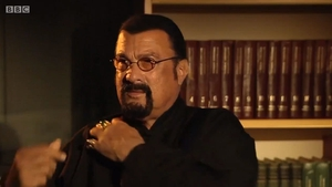 Steven Seagal storms out of BBC interview