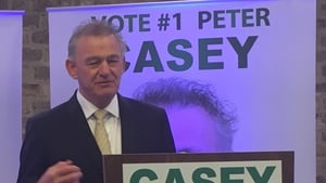Peter Casey wants to galvanise the disapora
