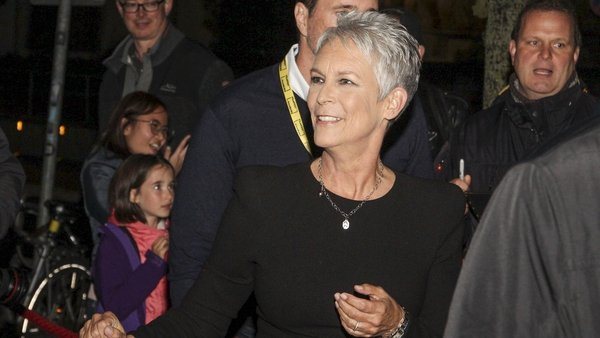 """Jamie Lee Curtis: """"Irish people are maybe the warmest people you'll ever meet""""."""