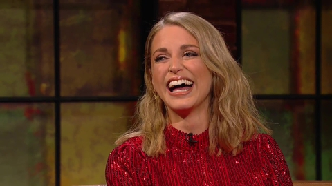 Amy Huberman | The Late Late Show