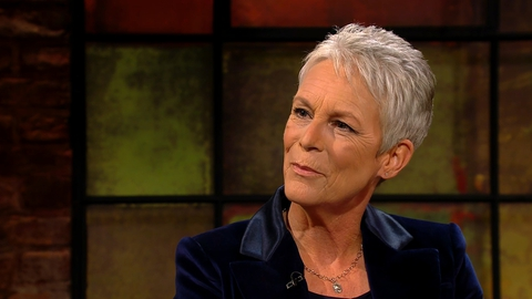 Jamie Lee Curtis   The Late Late Show