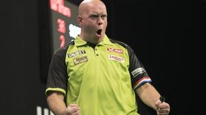 Michael van Gerwen is back in another final