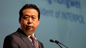 Meng Hongwei had been reported missing by his wife before he resigned from Interpol last year