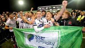 Dundalk won their fourth league title in five years