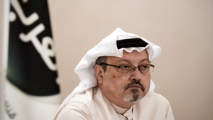 Saudi officials say Jamal Khashoggi left shortly afterwards but Turkish officials and his fiancee, who was waiting outside, said he never came out