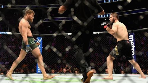 Conor McGregor and Khabib Nurmagomedov remain suspended from MMA