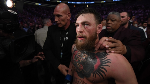No arrests were made following the mass brawl that marred Conor McGregor's defeat at UFC, but NSAC chairman Anthony Marnell has said that the commission is conducting its own review which will include footage not seen on the night and further interviews.