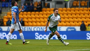 Four first-half Forrest goal ensured this game ended as a contest before the break