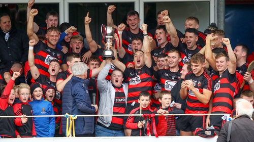 Five in a row for Ballygunner