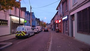The incident happened at Barrack Street close to Cork city centre