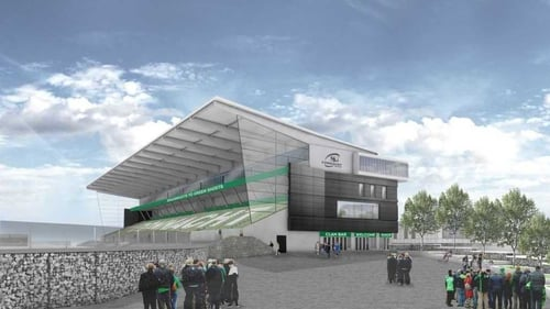 Connacht are to redevelop the Sportsground into a 12,000 capacity stadium