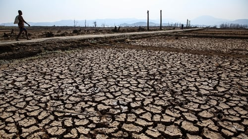 The report says more people are facing water shortages and severe drought