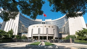 the People's Bank of China has cut its reserve requirement for the fourth time this year
