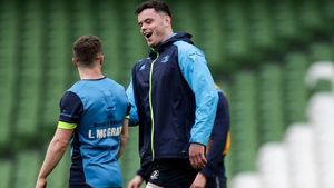 Luke McGrath, left, and James Ryan, right, had different viewpoints for Leinster's sobering home defeat to Wasps three years ago