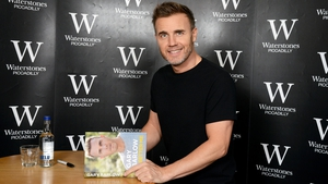 Gary Barlow says he lost control with food after split