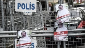 Jamal Khashoggi disappeared on 2 October after visiting the Saudi consulate
