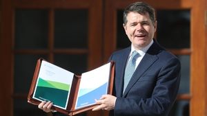 Paschal Donohoe's Budget speech yesterday had 25 different mentions of Brexit