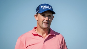 'I would say Padraig for me would be the front-runner'