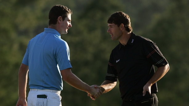 Rose backs Harrington to be Europe's next Ryder Cup captain