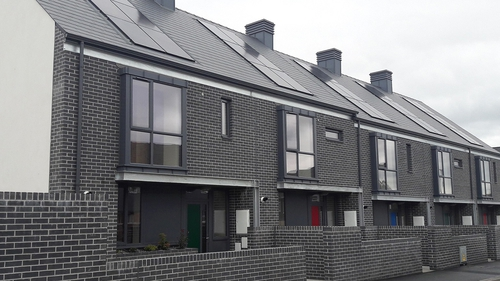 An affordable housing unit in Poppintree was sold by its owners for a net profit of €100,000 (File pic)