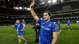 James Lowe has scored 14 tries in 17 appearances for Leinster