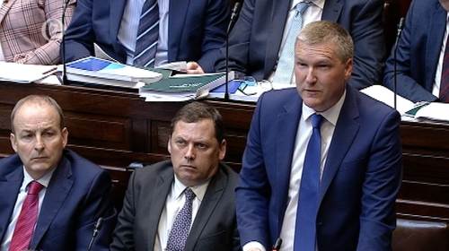 Michael McGrath said Fianna Fáil would abstain on the vote to hike the VAT rate for tourist sector