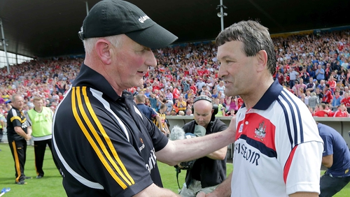Brian Cody has faced a fair few Rebel leaders in his time