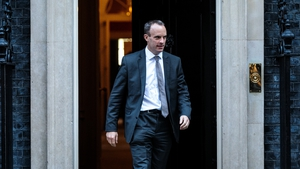 Brexit secretary Dominic Raab ruled out an indefinite UK customs union solution in the House of Commons this afternoon